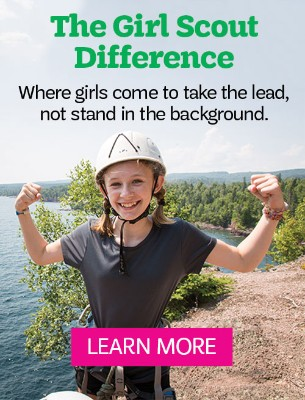 Girl Scout Difference