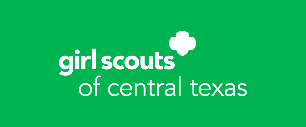 Girl Scouts of Central Texas banner with logo
