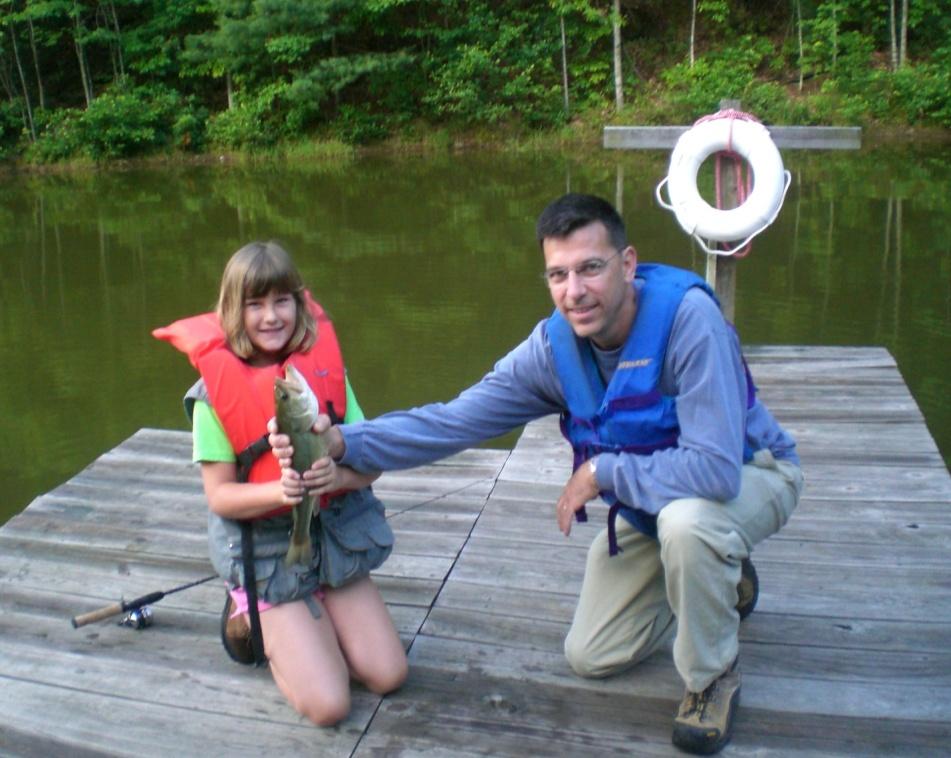 Let's Go Fishing! 6/10/17