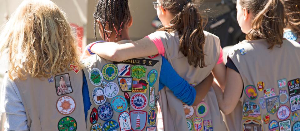 Council patch program girl scouts of central texas about girl scouts our program badges council patch program junior vest showing gsctx patches solutioingenieria Images